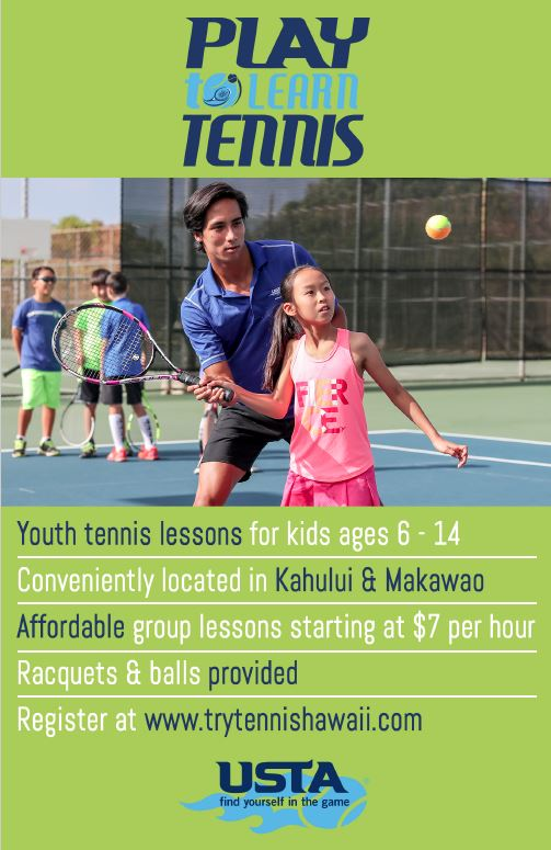 Play to Learn Youth Tennis Lessons